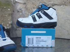 Vintage 1995 Adidas Streetball IV 7K EU24 Basketball Trainers DS OG Sneakers