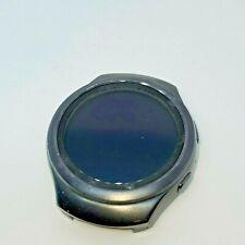 Samsung Galaxy Gear S2 42mm Stainless Steel Case Dark Gray -BAD sensor dial onl