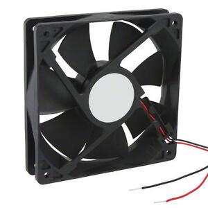 1pcs Ball Bearing 12V 2Pin 12cm 120mm 120x120x25mm 4pin DC Brushless Cooling Fan