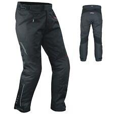 Waterproof Motorcycle Motorbike Textile Thermal Cordura Trousers Size 38