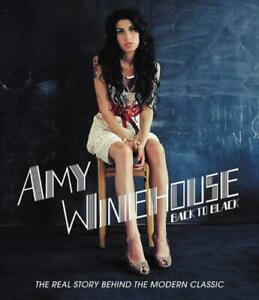 AMY WINEHOUSE Back To Black The Real Story Behind The Modern Classic BLU-RAY NEW