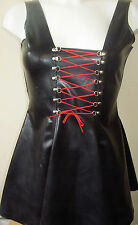 THE FEDERATION RUBBER  SKATING DRESS ALL SIZES MADE  CD/TV OUR SPECIALITY