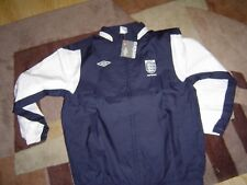 Referee  Umbro  Blue T/Shirtt in XL with FA  Badge b/new for Luke