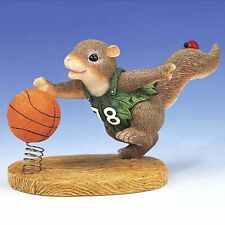 Fitz & Floyd Charming Tails- Follow the Bouncing Ball- New in Box- 87/800