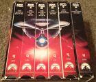 Star Trek The Movie Collection VHS (I-VI, 1979-1991)