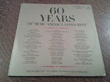 album 2 33 tours 60 years of music america loves best