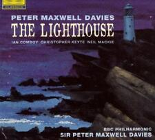 ██ OPER ║ Peter Maxwell Davies (*1934) ║ THE LIGHTHOUSE ║ DER LEUCHTTURM