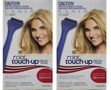 2 x CLAIROL NICE N EASY ROOT TOUCH-UP 9A Light Ash Blonde 100% Brand New