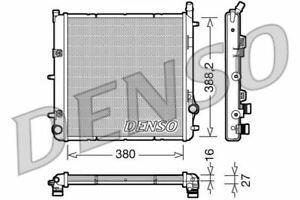 DENSO ENGINE COOLING RADIATOR FOR A PEUGEOT 1007 HATCHBACK 1.6 80KW