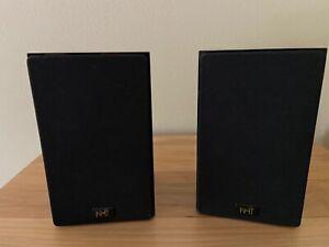 NHT Super Zero Speakers - Pair (gloss black)