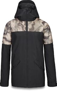 Dakine Denison Snowboard Jacket Men's Large Black / Ashcroft Camo New 2020