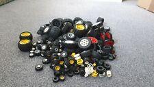 200+ LEGO Reifen, Räder und Achsen