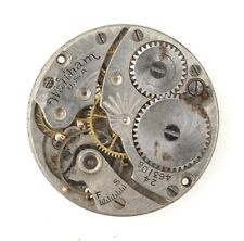 WALTHAM USA WRISTWATCH MOVEMENT  SPARES OR REPAIRS W130