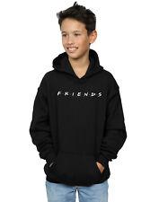 Friends Girls Three Wise Guys Sweatshirt