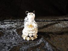 Small bride Bead Kit 2.5 inches tall Ornament Bead Kit - Custom Design NEW