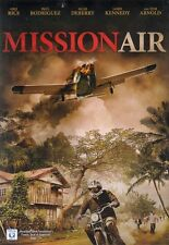 NEW Sealed Christian Action/Drama DVD! Mission Air (Gigi Rice, Paul Rodriguez)