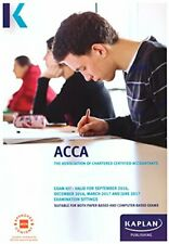 ACCA F9 Financial Management - Exam Kit (Acca Exam Kits) Book The Fast Free