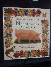 Needlework Animals: Over 25 Original Charted Designs - Elizabeth Bradley, L2