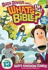 What's In The Bible Vol. 13: God's Kingdom Comes! DVD