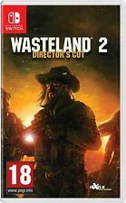 Wasteland 2 Director's Cut Nintendo Switch Game