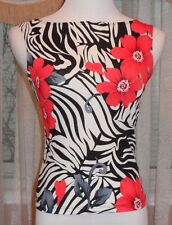 CLEO BEAUTIFUL MULTI COLOR FLORAL TOO, PERFECT FOT ALL OCCASIONS,S, SLEEVELESS