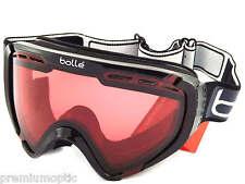 BOLLE OTG piccola forma Explorer da Sci Snowboard Occhiali Shiny Black/Vermillon 21380