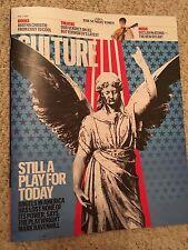 UK Culture Magazine May 2017 - Andrew Garfield Angels in America Sean Bean