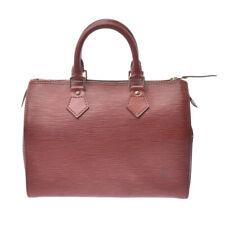 LOUIS VUITTON Epi Speedy 30 Kenya Brown M43013 Hand Bag 800000083158000