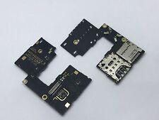SIM SD Cartes Card lecteur reader slot PINS Flex Motorola Moto G 3nd Gen xt1540...