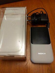 Nokia 2720 -  Grey (Unlocked) Dual Sim