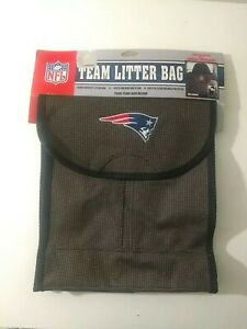 NFL FOOTBALL NEW ENGLAND PATRIOTS CAR TEAM LITTER BAG