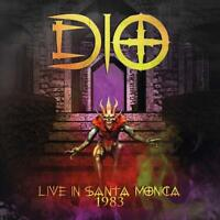 Dio - Live in Santa Monica 1983 (2017)  CD  NEW/SEALED  SPEEDYPOST