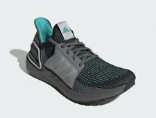 Adidas Ultraboost 19 Running Gym Fitness Trainers Grey RRP £160 NEW