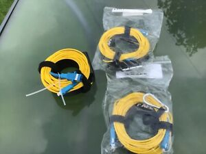 AFL Noyes *JOBLOT* Fibre Ring Launch Cable 1000M, 150M X2 and free extras LOOK
