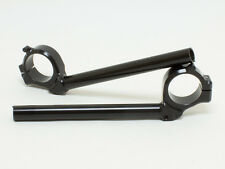 Suzuki GSXR600/GSXR750 2006+ : HeliBars Replacement Handlebars and Risers BLACK