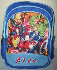 New Large AVENGERS  Boys Backpack/School Bag 40 x 30 x 15cm