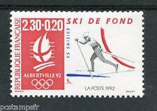 FRANCE 1991 timbre 2678, Sport, Ski de fond, neuf**