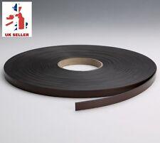 Cinta Autoadhesiva Magnética/tira 5m X 13 mm muy fuerte recortes de cinta magnética