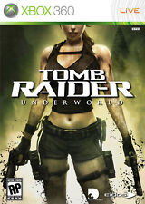 Tomb Raider  Underworld PAL Xbox 360 Game *VGWC!* + Warranty!