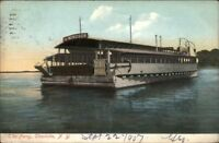 Charlotte NY The Ferry c1910 Postcard