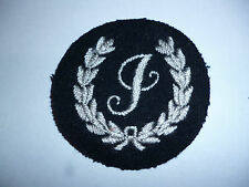 CIVIL DEFENCE INSTRUCTOR  (  NATIONAL TRAINED) ARM PATCH