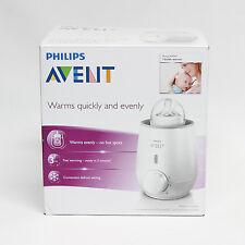 Philips AVENT Bottle Warmer, Fast, White, (R8)