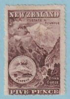 NEW ZEALAND 114  MINT HINGED OG * NO FAULTS VERY FINE!