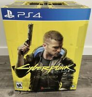 Cyberpunk 2077 Collector's Edition PlayStation 4, PS4 New Sealed Region Free