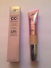 IT Cosmetics CC+ ILLUMINATION COLOR CORRECTING CREAM SPF50 1.08 oz  LIGHT MEDIUM