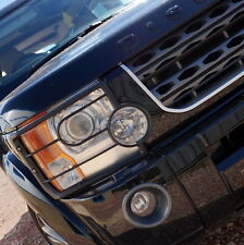 Black+Grey+Silver Disco4 2014 facelift style front grille Land Rover Discovery 3