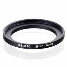 39mm to 46mm 39-46 39-46mm39mm-46mm Stepping Step Up Filter Ring Adapter