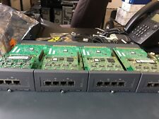 Avaya IP500 IPO Legacy Carrier 700417215 w/ IPO ATM 4U 700359938 Module