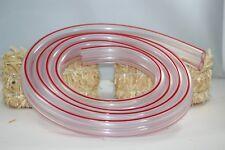 Pulsator hose/tube  transparent for milking machine (8 FT)  by Melasty