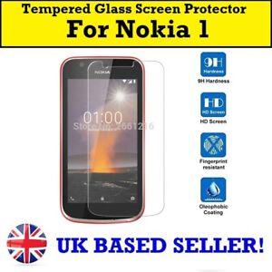 For Nokia 1 TA-1047 TA-1060 100% Genuine Tempered Glass Screen Protector Gorilla
